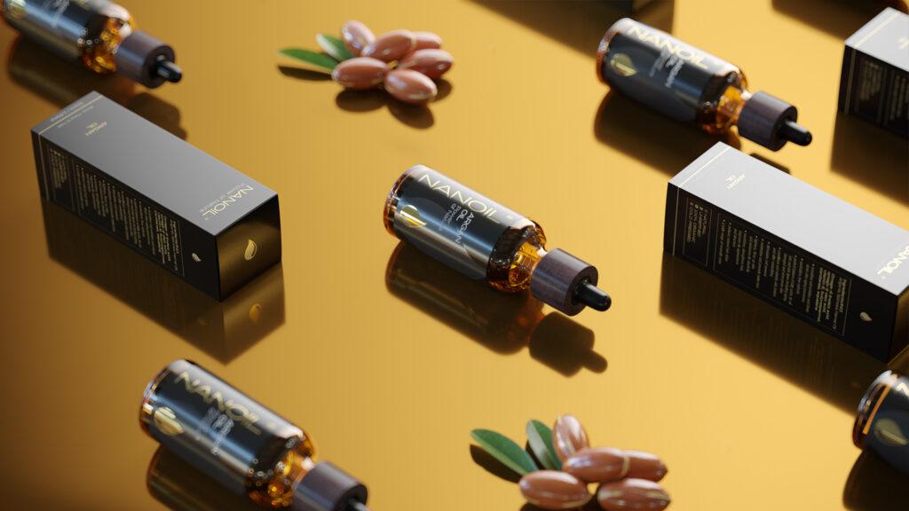 Nanoil Arganöl für gesunde Haare